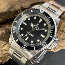 Rolex Submariner Vintage - Meters First Ref. 5513
