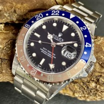 Rolex GMT-Master - Swiss Only - Fullset -  Ref. 16700