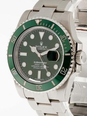 Rolex Oyster Perpetual Submariner Date Keramik grün Ref. 116610LV