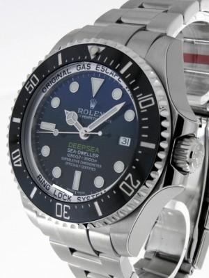 Rolex Oyster Perpetual Sea-Dweller Deepsea D-Blue James Cameron Ref. 116660