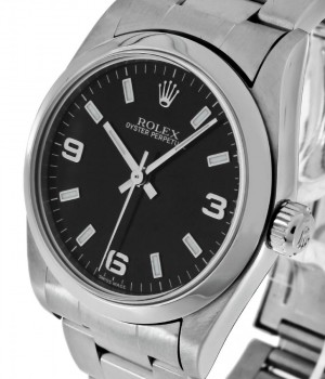 Rolex Oyster Perpetual Edelstahl Ref. 76080