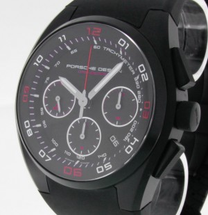 Porsche Design Dashboard Chrono Titan PVD 6620.13.47.1238