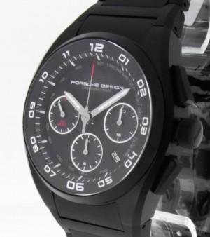 Porsche Design Dashboard P6620 Chronograph Titan DLC
