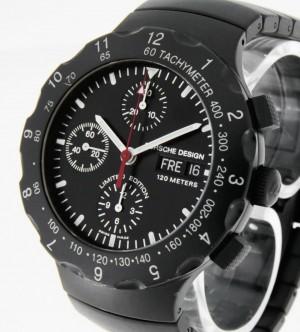 Porsche Design Chronograph PVD beschichtet Automatik Ref. 65001241B