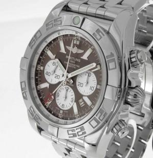 Breitling Chronomat GMT 47 Chronograph Stahl Ref. AB041012
