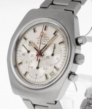 Zenith El Primero Chronograph Automatik Stahl Ref.057E705