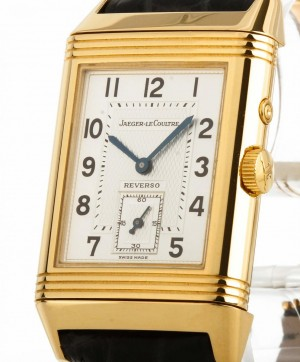 Jaeger Le Coultre Reverso Duo Face Gelbgold Ref. 270.1.54