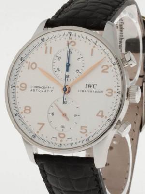 IWC Schaffhausen Portugieser Chronograph Automatik IW371401
