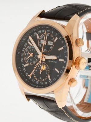 Longines Conquest Classic Kalender Chronograph Mondphase Ref. L27988523
