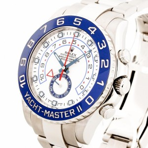 Rolex Oyster Perpetual Yachtmaster II Ref. 116680 FULL SET