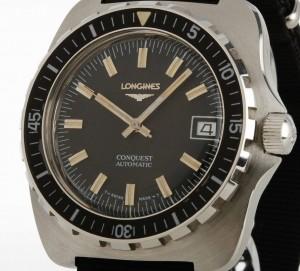 Longines Conquest Diver Vintage Ref.6651