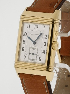 Jaeger-LeCoultre Reverso Duoface Night and Day Ref. 270.1.54