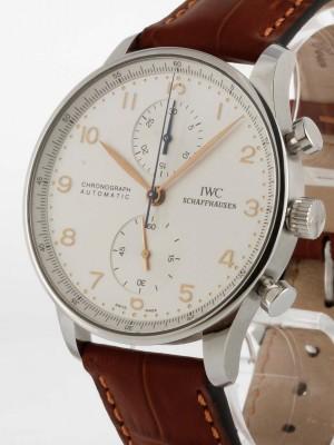 IWC Schaffhausen Portugieser Chronograph Ref. IW3714