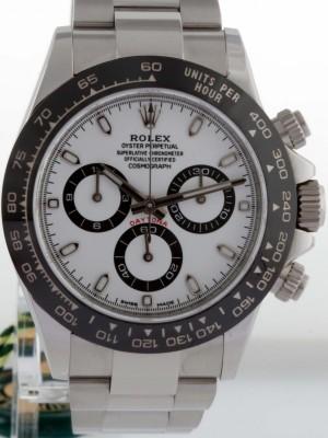 Rolex Oyste Perpetual Cosmograph Daytona Keramik Ref.116500LN ungetragen verklebt