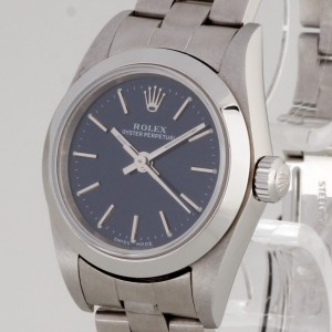 Rolex Oyster Perpetual Lady Edelstahl Ref. 76080