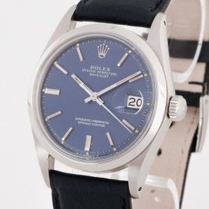 Rolex Oyster Perpetual Datejust Vintage - Sigma Dial - Ref. 1600