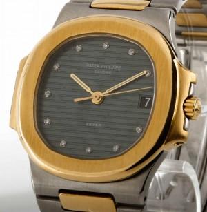 Patek Philippe Nautilus Stahl/Gold Ref.3800