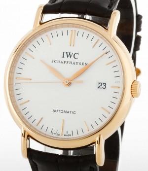 IWC Schaffhausen Portofino Chronograph Roségold Ref.IW356302