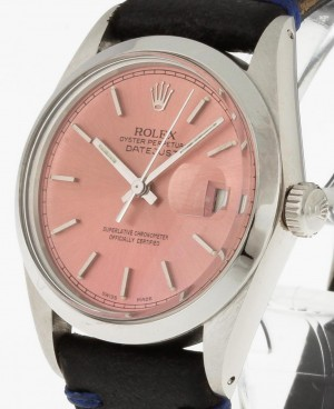 Rolex Oyster Perpetual Datejust 36mm self-winding steel Ref. 16013