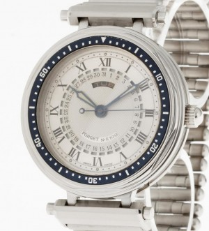 Forget Chronometer Edelstahl FULL SET Ref. 4061096