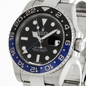 Rolex Oyster Perpetual GMT-Master II Batman Ref. 116710BLNR