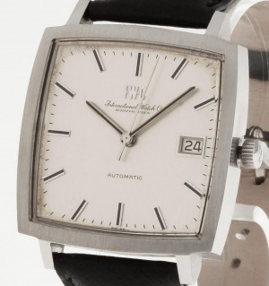 IWC International Watch Co Schaffhausen Automatik Vintage