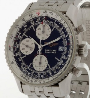 Breitling Navitimer Fighters Chronograph Serie Speciale Automatik Stahl an Stahlband Ref.A13330