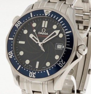 Omega Seamaster James Bond 007 Casino Royale Limited Edition Ref. 2226.80.00