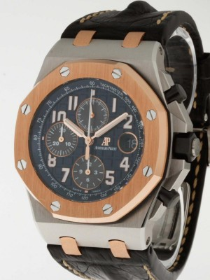 Audemars Piguet Royal Oak Offshore  Ltd. Edition Bucherer Ref. 26471SR.OO.D101CR.01