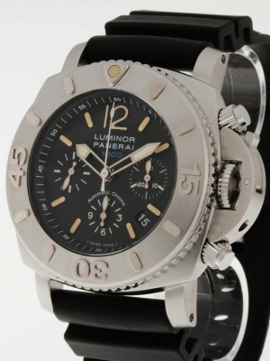 Panerai Luminor Submersible 1950 Chrono 1000 m Ref. PAM00187