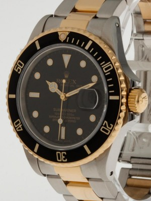 Rolex Oyster Perpetual Date Submariner Ref. 16613