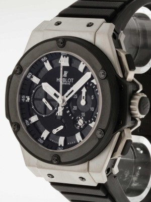 Hublot King Power Zirconium Split Second Power Reserve Chrono Ref. 709.ZM.1770.RX