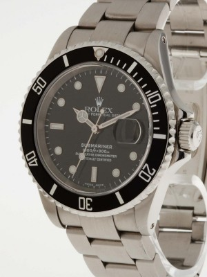 Rolex Oyster Perpetual Date Submariner Ref. 16610