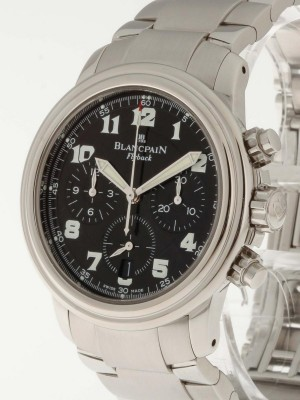 Blancpain Flyback / Box + Papiere Ref. 2185F-1130