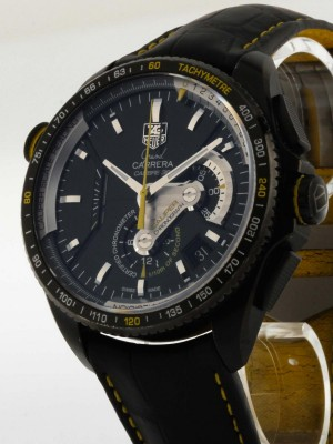TAG HEUER Grand Carrera Calibre 36 Chronograph Ref.CAV5186.FC6304