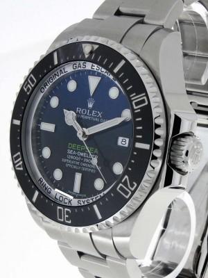 Rolex Deepsea D-Blue  Ref. 116660 -Full Set-