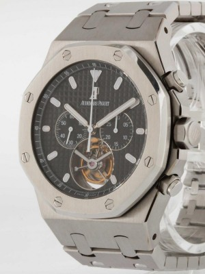 Audemars Piguet Royal Oak Tourbillon Chronograph Ref.25977ST.OO.D002CR.01