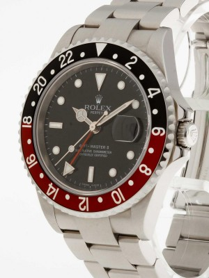 Rolex Oyster Perpetual Date GMT-Master II Ref. 16710 NOS