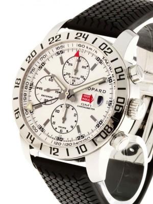 Chopard Mille Miglia GMT Chronograph an Kautschukband Ref. 168992-3003
