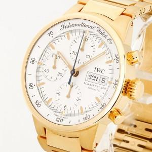 IWC Schaffhausen Automatic GST Chronograph Gold Ref. 9277
