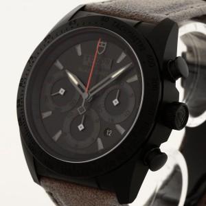 Tudor Heritage Black Shield LC100 Ref.42000CN