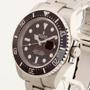 """Rolex Oyster Perpetual Date Sea-Dweller """"Red"""" neues Modell Ref. 126600"""