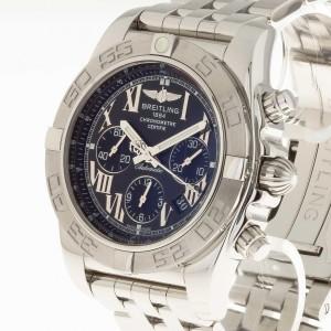 Breitling Chronomat 44 Chronograph Stahl Ref. AB011011