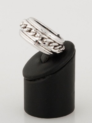 PIAGET Possession Celebration white gold ring with twisted middle piece new (2017)