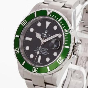 "Rolex Oyster Perpetual Submariner Date ""Kermit"" Ref. 16610LV"