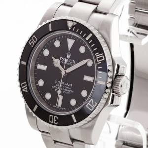 """Rolex Oyster Perpetual Submariner """"No Date"""" Ref. 114060"""