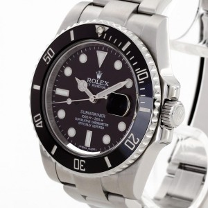 Rolex Oyster Perpetual Submariner Date Ref. 116610LN