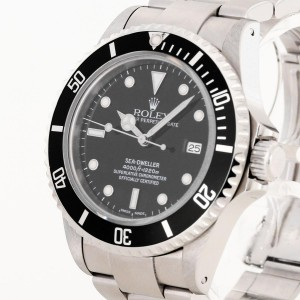 Rolex Oyster Perpetual Sea-Dweller Edelstahl Ref. 16600