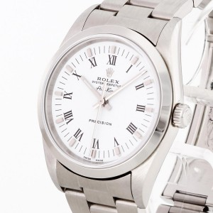 Rolex Oyster Perpetual Air-King Precision Edelstahl Ref. 14000