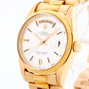 Rolex Oyster Perpetual Day-Date 18 K Gelbgold Ref. 1807
